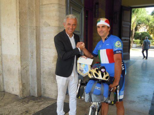 Ciclista Di Benedetto
