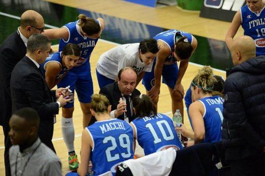 Azzurre basket