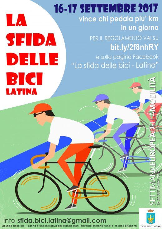 La sfida delle bici