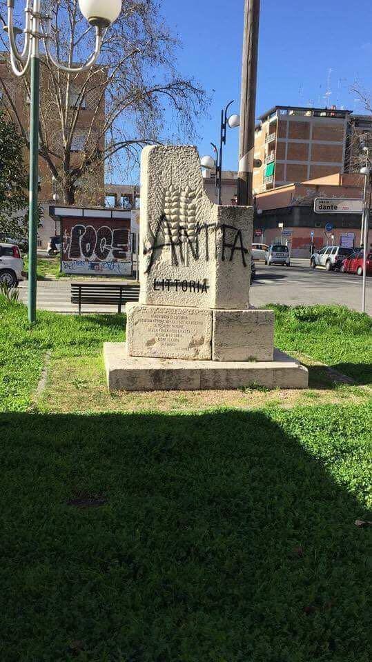 Atto vandalico