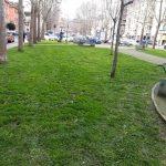 Sfalcio Via Don Morosini
